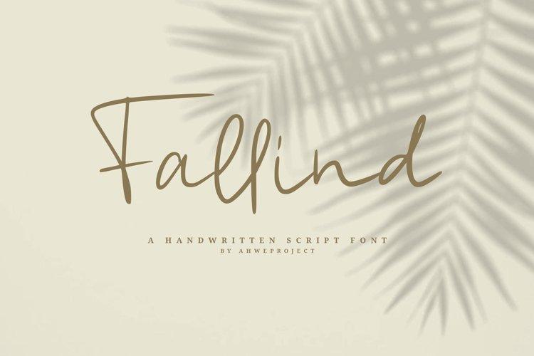 Fallind example image 1