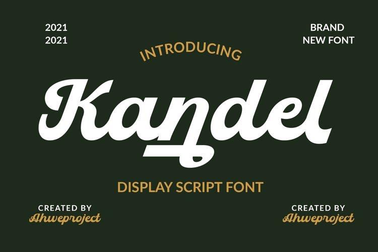 Kandel example image 1