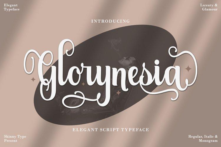 Glorynesia example image 1