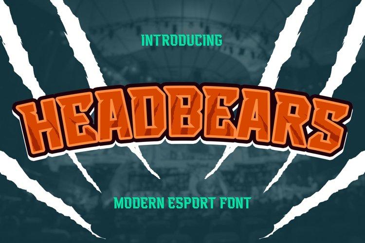 Headbears example image 1