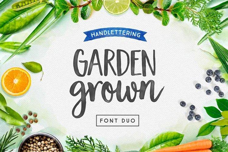 Garden Grown example image 1