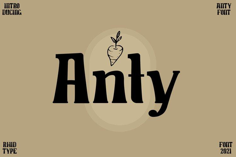 Anty example image 1