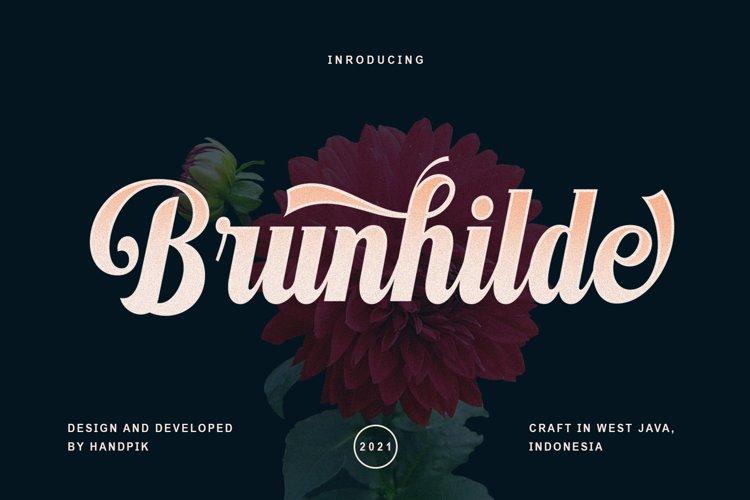 Brunhilde example image 1
