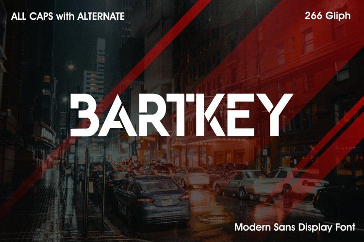 BARTKEY example image 1