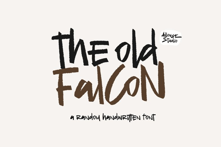 The Old Falcons example image 1