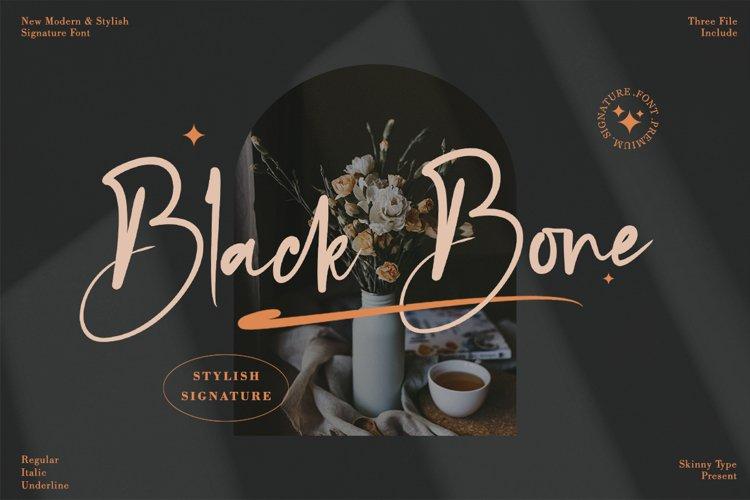 Black Bone example image 1
