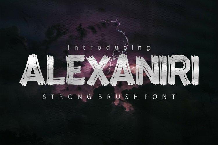Alexaniri example image 1