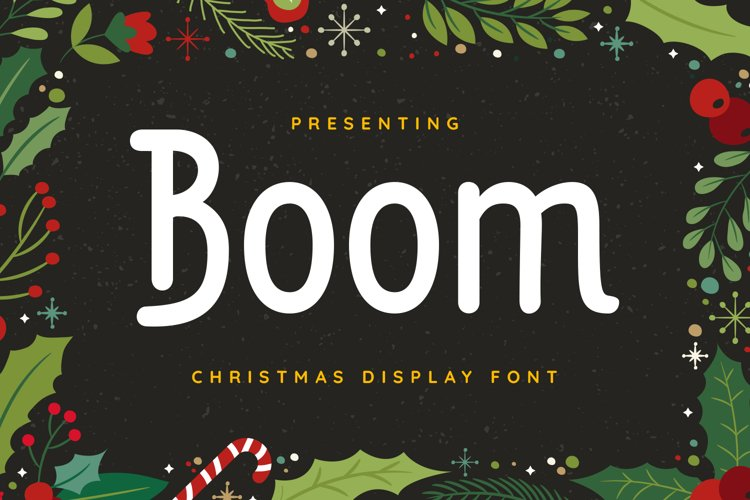 Boom Font example image 1