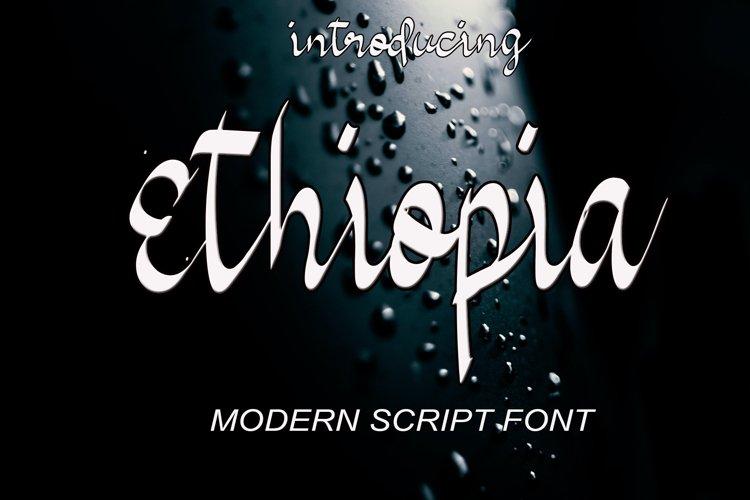 Ethiopia example image 1