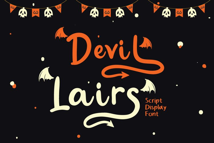 Devil Lairs example image 1