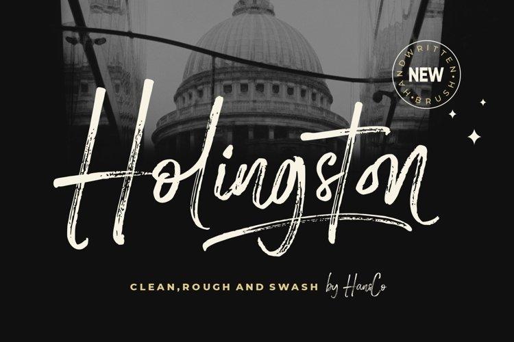 Holingstone