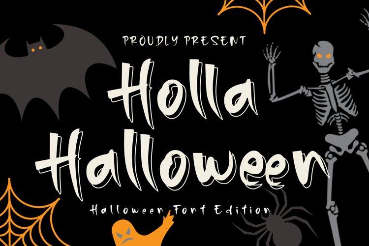 Holla Halloween example image 1