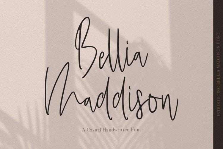 Bellia Maddison example image 1