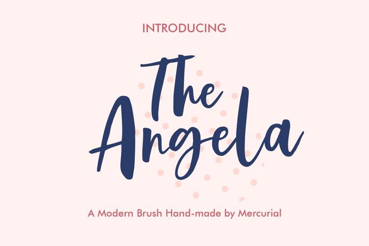 The Angela example image 1