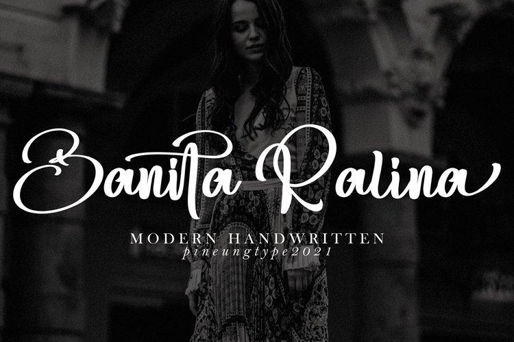 Banita Ralina example image 1