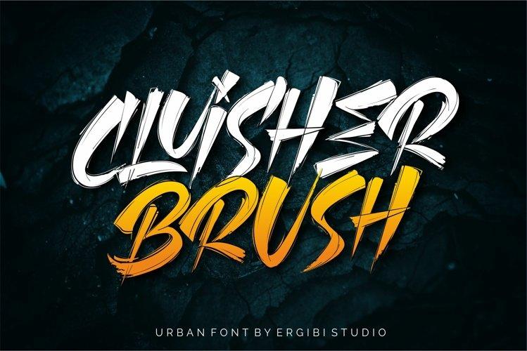 CLUISHER BRUSH example image 1