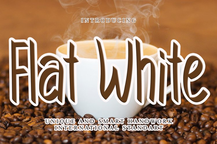Flat White example image 1