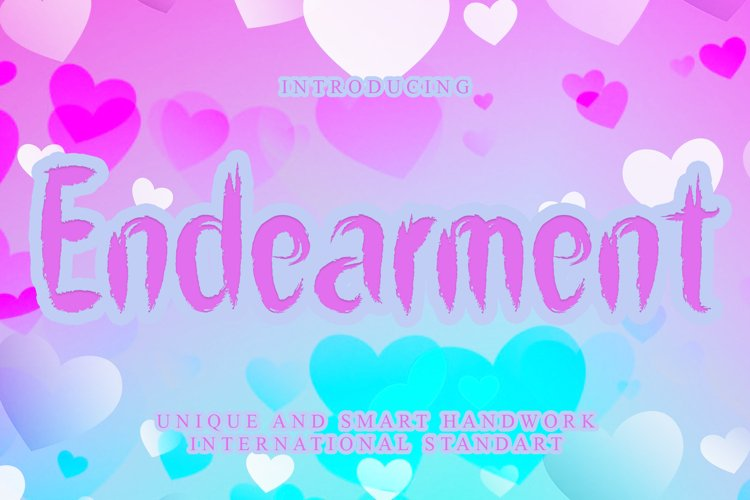 Endearment example image 1