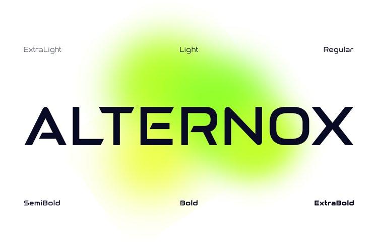 Alternox example image 1