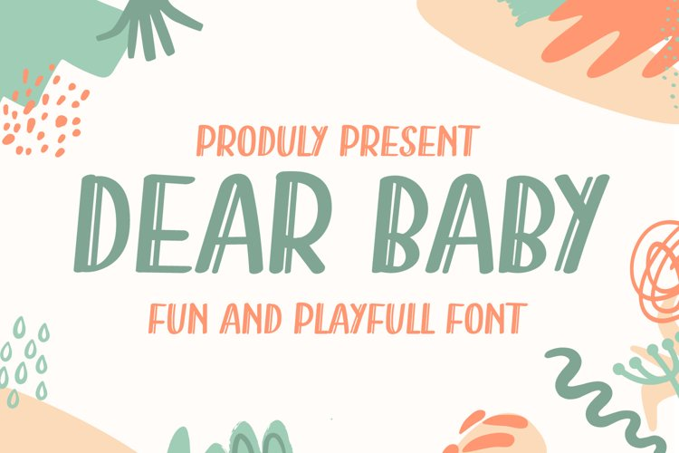 Dear Baby example image 1