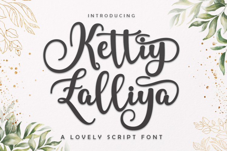 Kettiy Zalliya Script example image 1