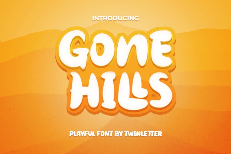 Gone Hills example image 1