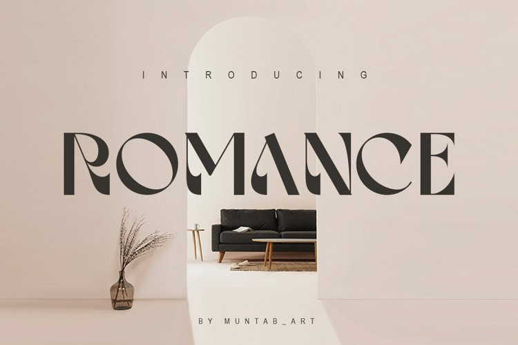 Romance | Serif Display example image 1