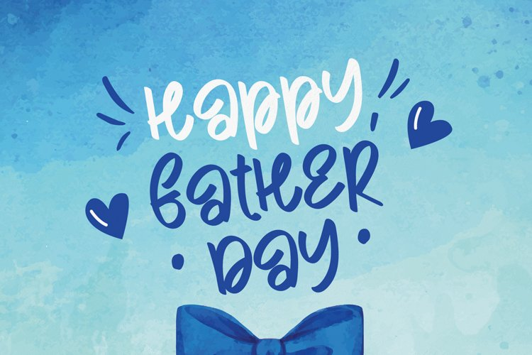 Fatherday example image 1