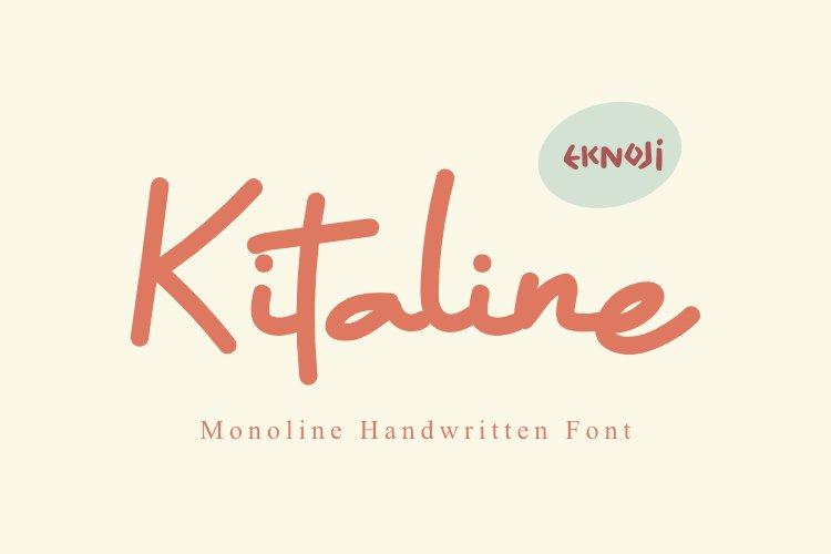 Kitaline example image 1