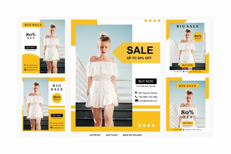 post template color yellow example image 1