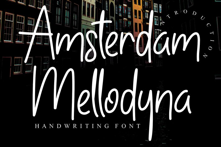 Amsterdam Mellodyna example image 1