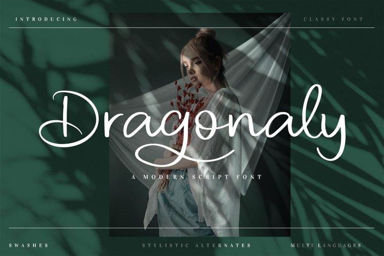 Dragonaly example image 1