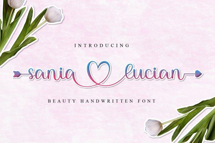 Sania lucian example image 1