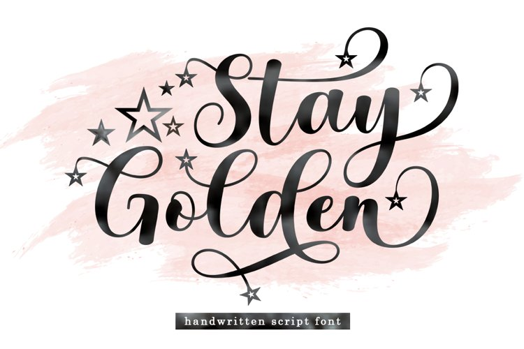Stay Golden example image 1