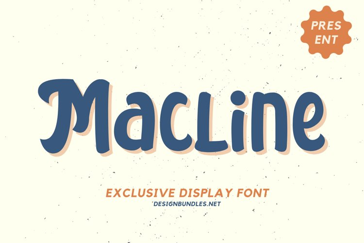 Macline Font example image 1