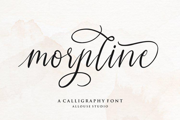 Morpline example image 1