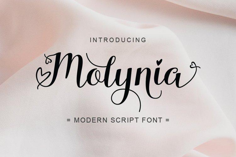 Molynia example image 1