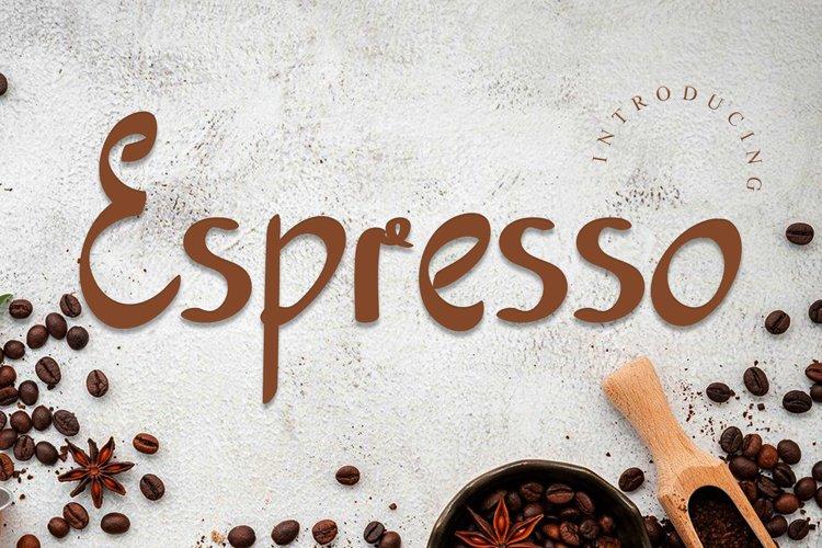 Espresso example image 1