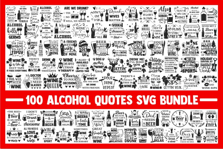 Alcohol SVG Bundle, wine svg, funny alcohol svg, svg designs