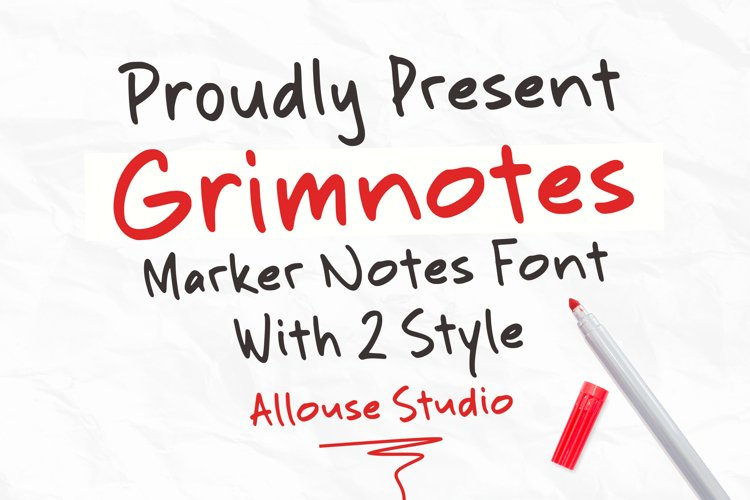 Grimnotes example image 1