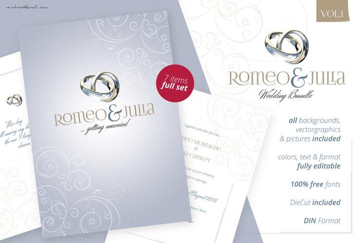 Romeo & Julia - Wedding Bundle Vol.1