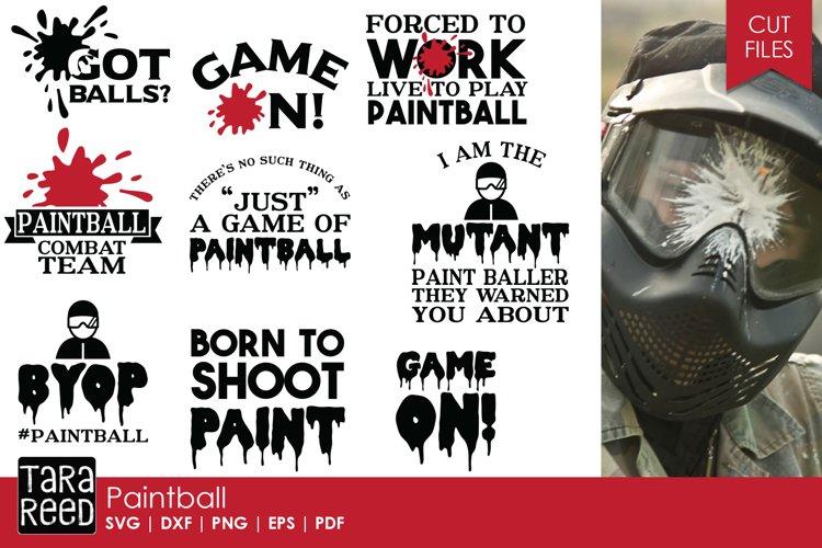 Paintball Bundle example image 1