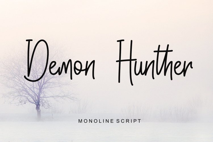 Demon Hunther example image 1