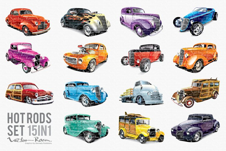 Hot Rods Collection example image 1