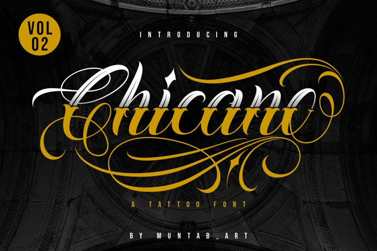 Chicano Vol. 02 | Tattoo style example image 1