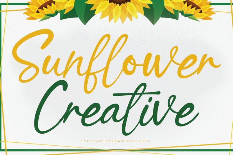 Sunflower Creative example image 1