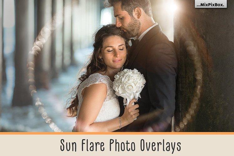 Sun Flare Photo Overlays example image 1