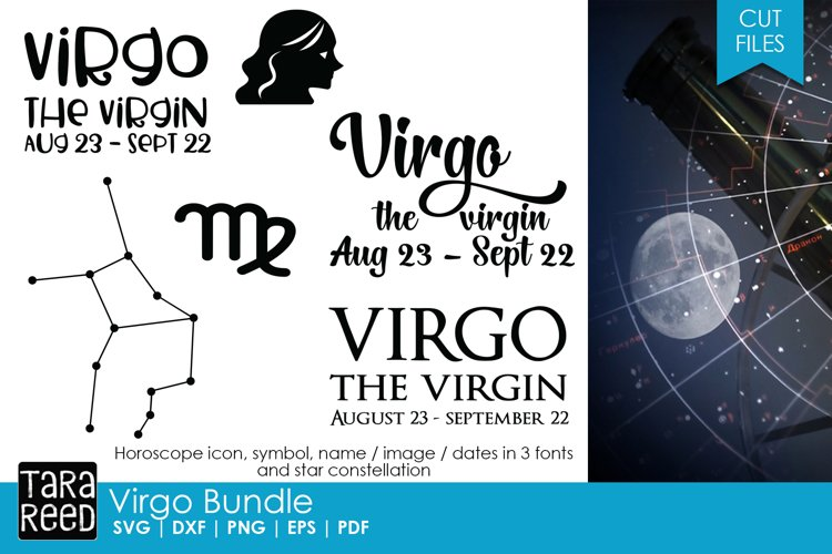 Virgo Horoscope Bundle
