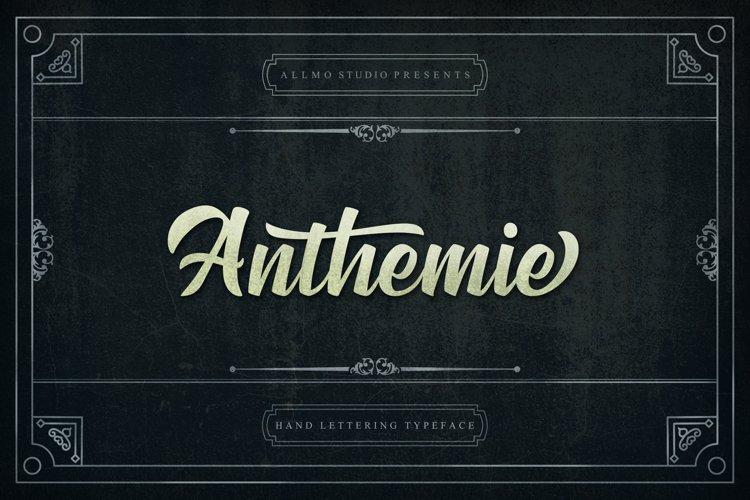 Anthemie example image 1