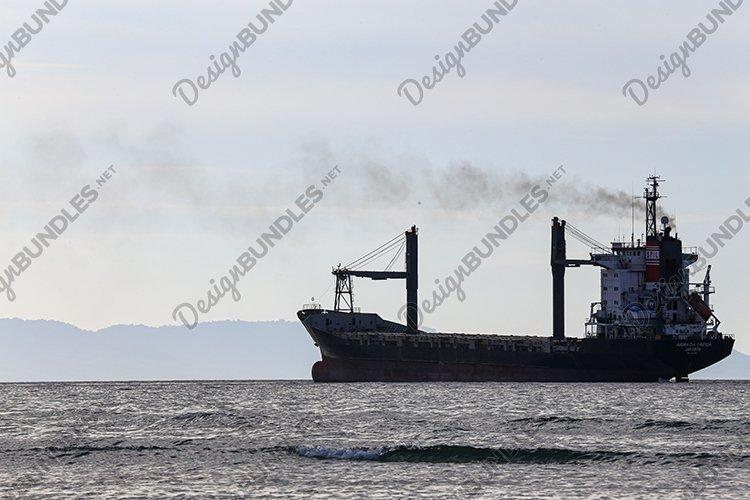 Cargo Ship ,Bulk Carrier,Oil Bulk Ore Ships at the sea example image 1